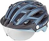 KED Helmet Helmet Covis Lite Fahrrad/E-Bike/Mountainbike/Mountainbike/Mountainbike/Mountainbike/Erwachsene, Unisex, Hellblau, matt, Größe L 56 – 62 cm