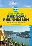 22 MTB-Touren Rheingau Rheinhessen: Mit GPS-Daten zum Herunterladen