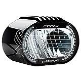 SUPER NOVA Unisex– Erwachsene M99 Pure E-Bike Scheinwerfer, schwarz, 500 Lumen
